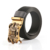 Hot New Fashion Alloy High Quality Toothless Adjustable Automatic Buckle Nylon Belt