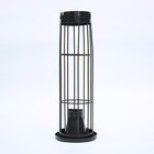 Air Filter Carbon Steel Bag Cage with Venturi for Sock Type Filter