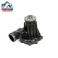 6SD1T 6SD1 Water Pump 1-13650068-1 11365006811 13650-0681 for hitachi EX300-5 EX350-5 EX370-5 Construction Machinery spare parts