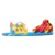 Outdoor Mobile Inflatable Land Water Parks Equipment Commercial Blow Up Water Park Slide Playground For Sale