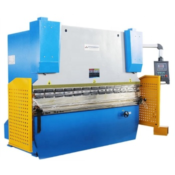 63ton Metal Steel Sheet Plate Bending Machine WC67Y/K NC Hydraulic Press Brake for Metal Working