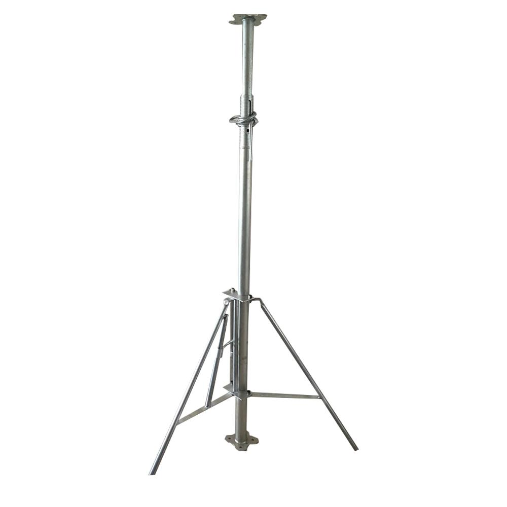 Construction Scaffolding Spanish Prop Adjustable Shoring Prop Telescopic Jack Post In Building