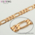 76096 Xuping jewelry cuban link chain 18k gold Elephant bracelet jewelry with copper alloy