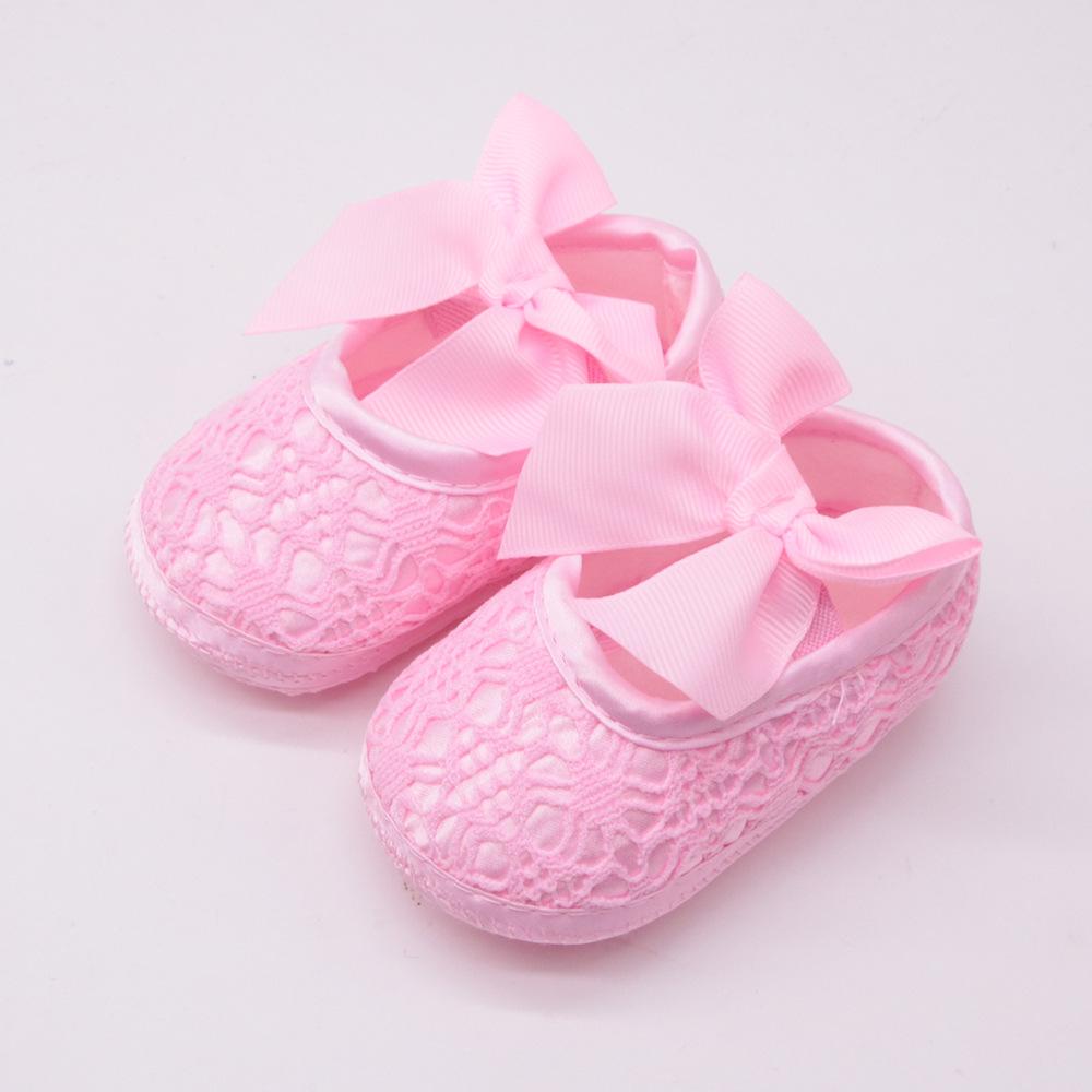 Princess Shoes Soft Bottom Newborn Baby