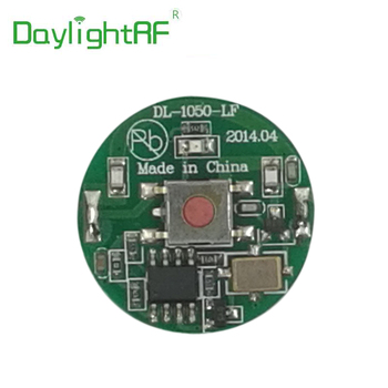 Customize service provided wireless rf transmitter and receiver