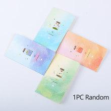 Мини Милая Kawaii тетрадь для дневника с подкладкой бумага Винтаж Ретро Книга-блокнот для детей корейский Канцтовары(Китай)