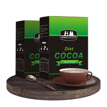 Hot sale Weight loss instant diet slimming cocoa coffee powder