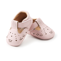 Toddler Baby Girl Soft PU Princess Shoes Infant Prewalker New Born Baby Shoes