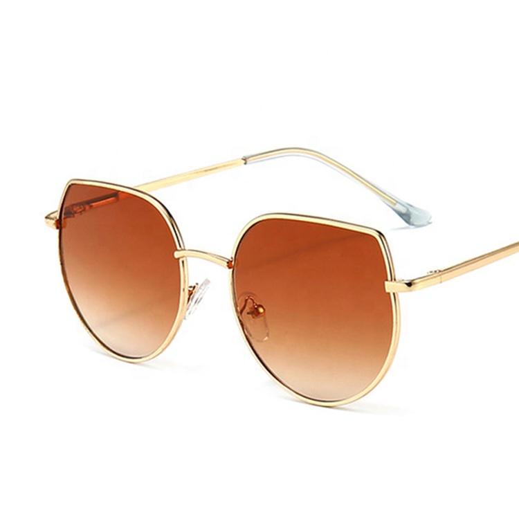 2020 Vintage Kids Sunglasses Child Sun Glasses Metal square Baby Children UV400 fashion glasses Girls Boys