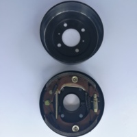 Hot selling high quality auto parts 130 hand brake drum assembly