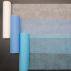 Nonwoven Fabric Sheet High Standard Disposable Spunbond Meltblown SMS Nonwoven Fabric Roll Or Sheet