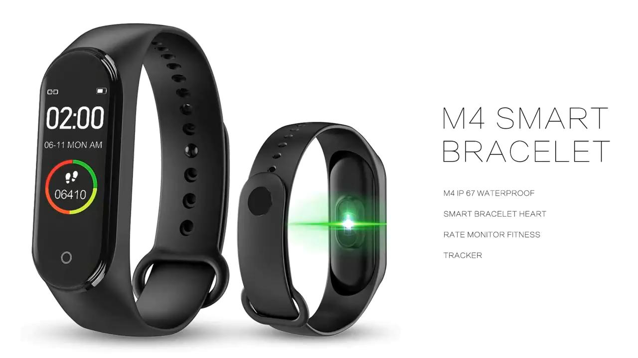 Oem Watch Silicone Wristband Manufacturer Bracelet Watch Adjustable Silicon Wristband M5 Watch Wholesale m5 smartwatch