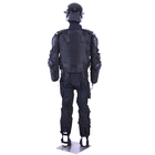 fire resistant and waterproof full body armor anti riot control suit