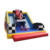 RC Car Themed Kids Outdoor Playground Inflatable Jumping Castle Slide For Sale