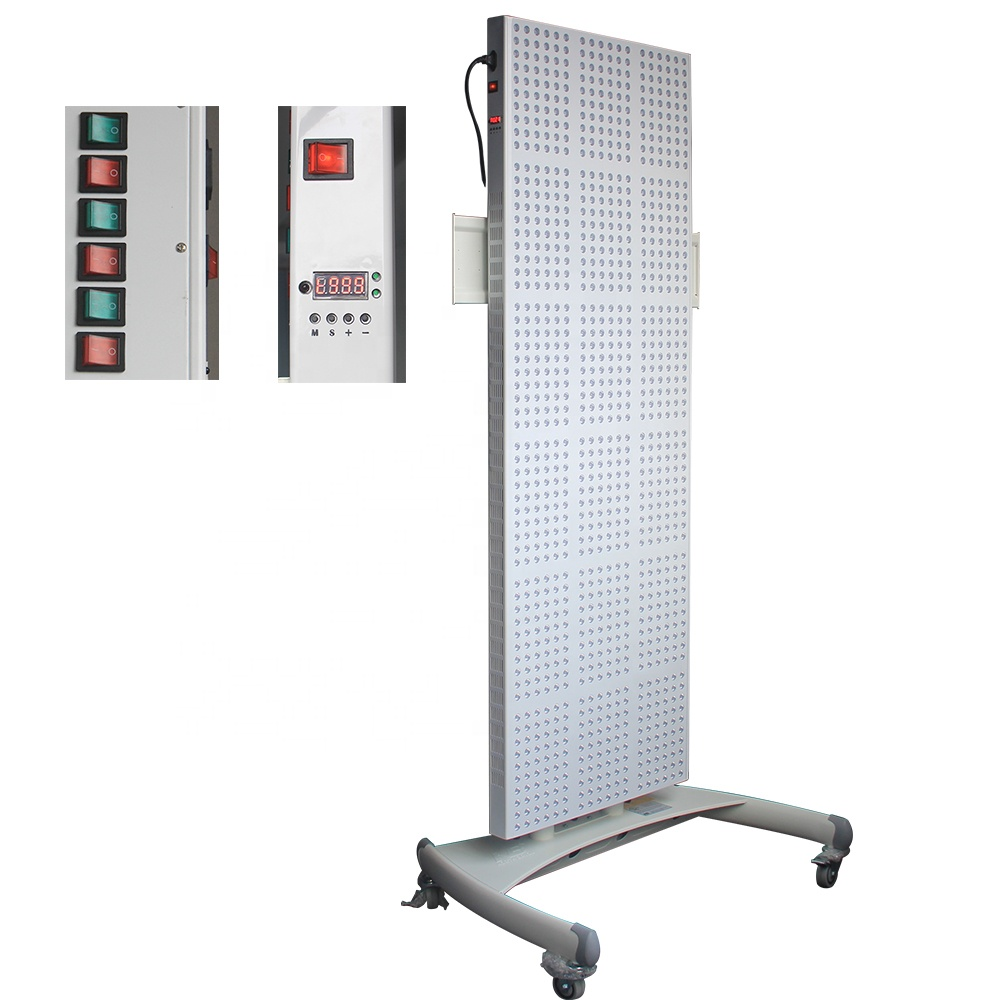 2019 newest 660nm 850nm Whole Body Infrared Light Therapy 1000W 2000W 3000W 5000W Red Light Therapy LED Therapy Light