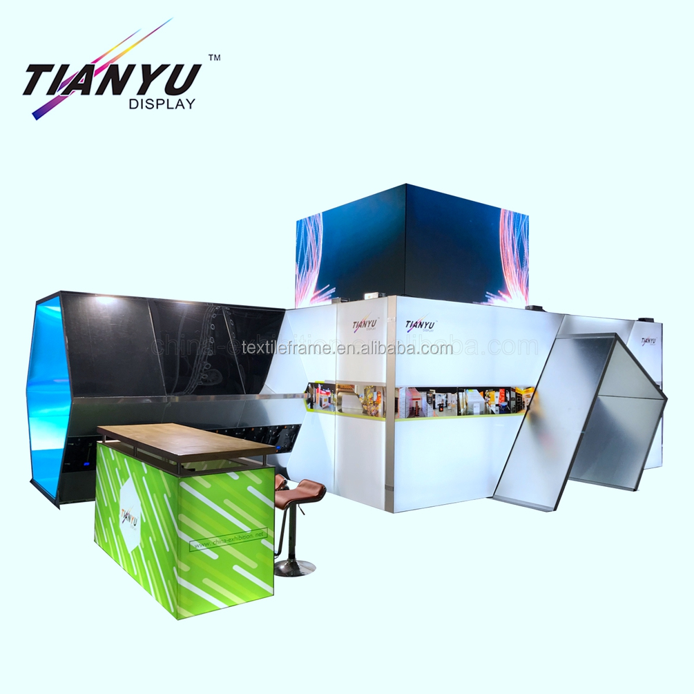 M-Series Hot Sale Ideas Modular Design Exhibition Booth Stands