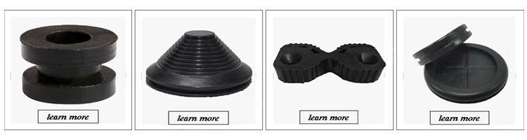 Round Rubber Grommet Assortment for Plugs Cables Wires
