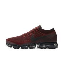 Оригинальные мужские кроссовки для бега от Nike Air VaporMax Flyknit, нескользящие спортивные Дышащие Беговые кроссовки хорошего качества, 849558(Китай)