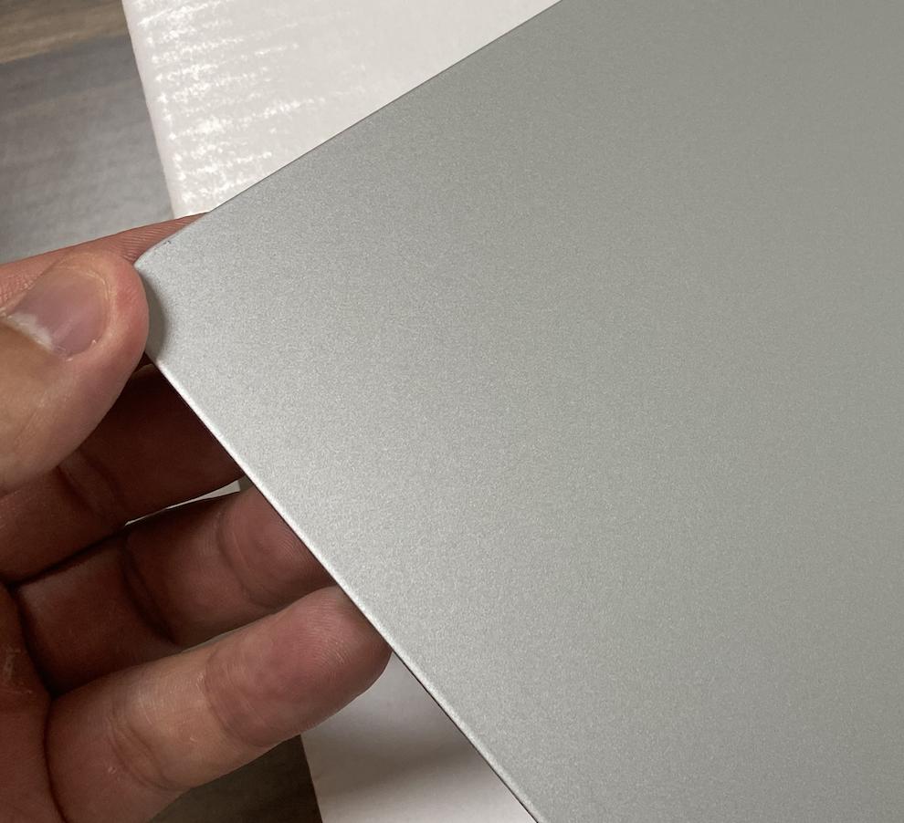 Custom Aluminum Sheet, Embossed Aluminum Sheet