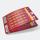 Custom Winning Scratch Offs Lottery Cards Printing Scratch Off Instant Lotto Lottery Ticket In China
