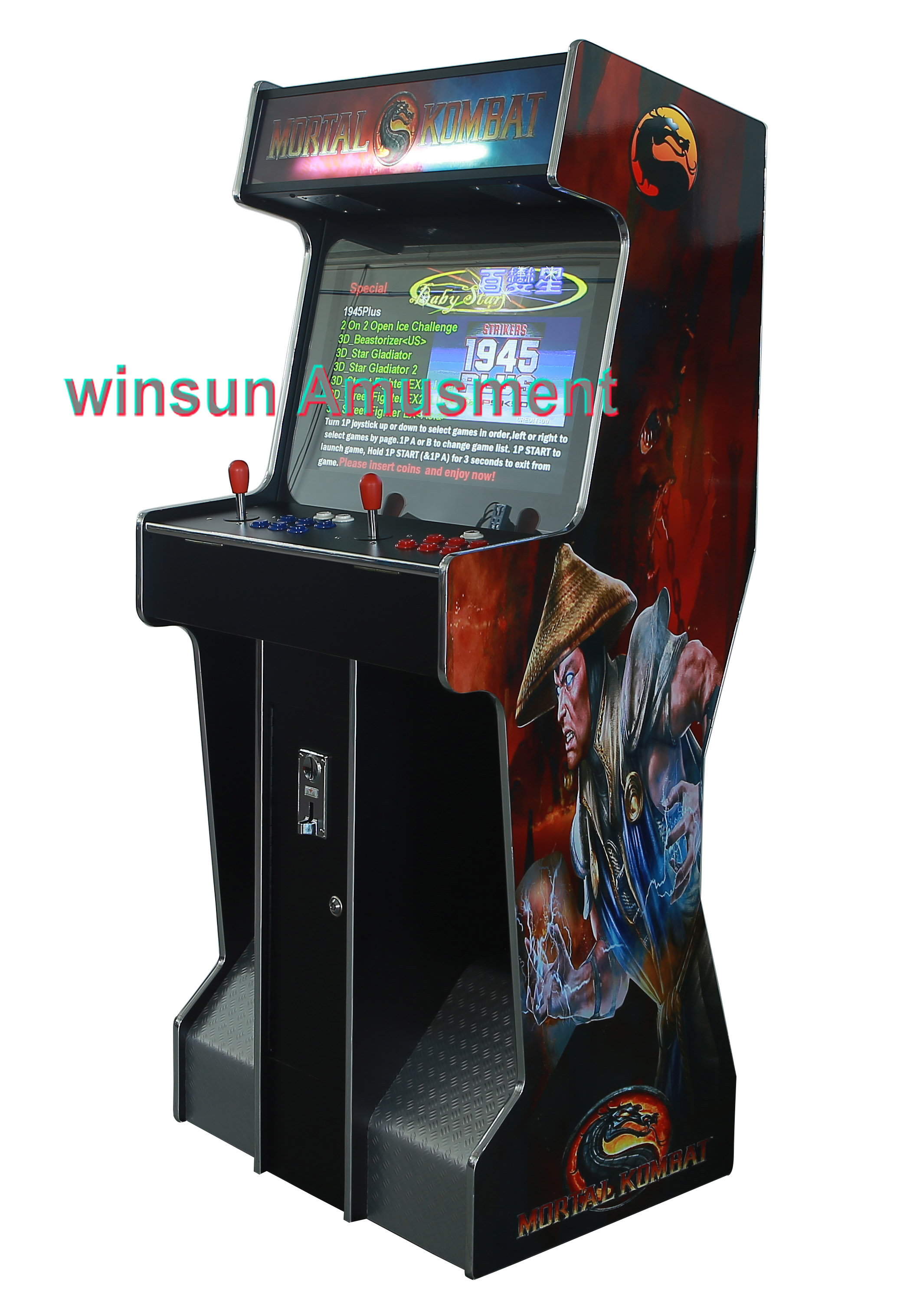 Arcade Classic Game Machine With 3500 Games - Buy Arcade ...