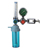 Medical oxygen presser regulator with with humidifier bottle 1-15/min 1-10/Minfor  Patients