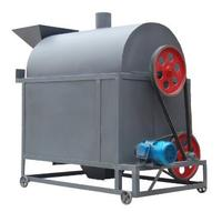 500kg/h good quality automatic peanut roaster machine for electrical and gas