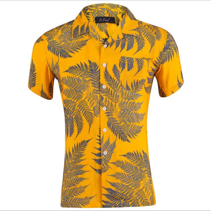 Venta al por mayor camisas para playa hombre Compre online
