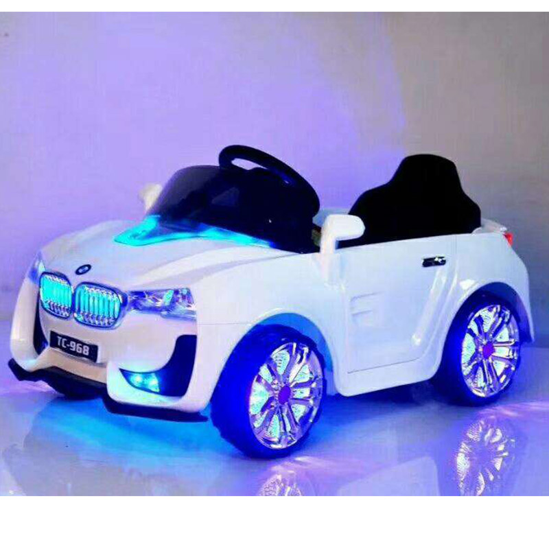 New TC 968 12V double seat ride on cars,remote control baby electric car,kids battery powered Mp3 2.4G blue tooth toys