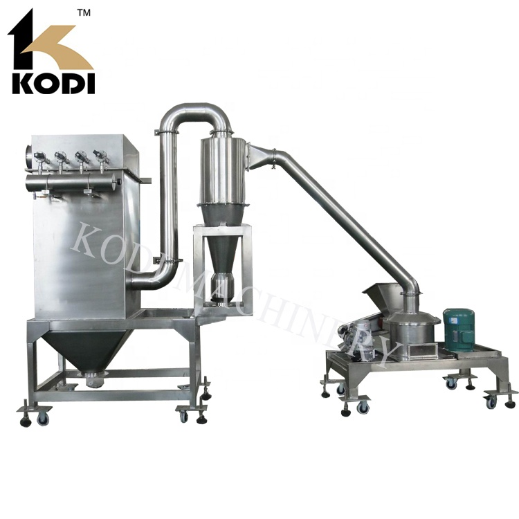 KODI Stainless Steel Seaweed Superfine Pulverizer Mill