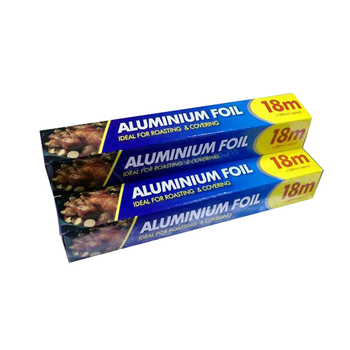 Household cooking aluminium foil for kitchen foil food wrapping paper 10mic*30cm*10m