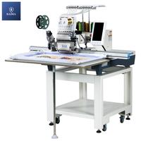 BAI single heads high speed dahao computer automatic 12 needles flat/sequin embroidery machine