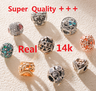 5 Star New Collections Fit pandora Original Charms Silver 925 Sterling Jewelry DIY BEAD New Design Factory