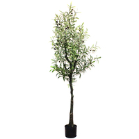 artificial ficus bonsai tree for decoration at home/garden/outdoor/hotel