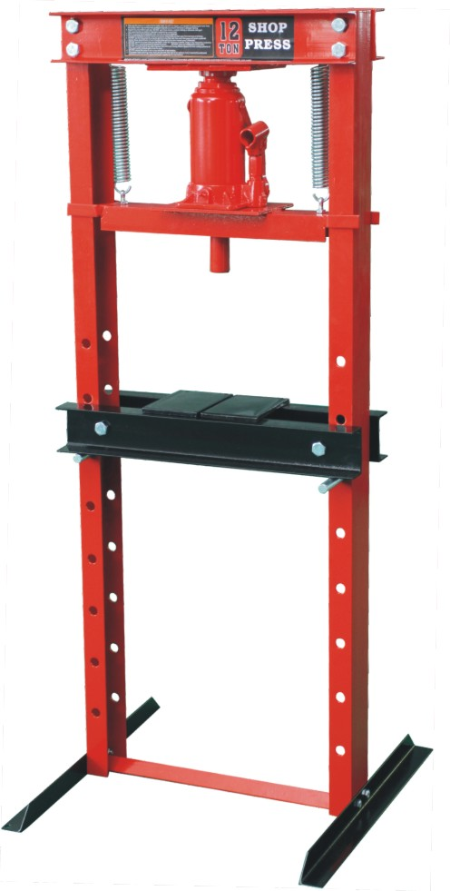 Wholesale Hydraulic /Pneumatic shop press 20T