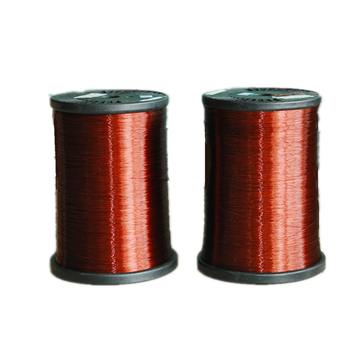 China factory direct supply 0.16mm-5.0mm round enamelled aluminum winding <strong>wire</strong> for motors coiling