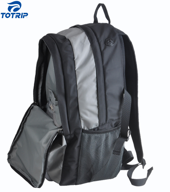 Large capacity reflective strap outdoor travel backpack