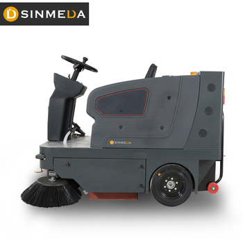 made in china commercial riding floor sweeper for warehouse