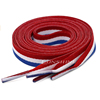 120cm red white blue
