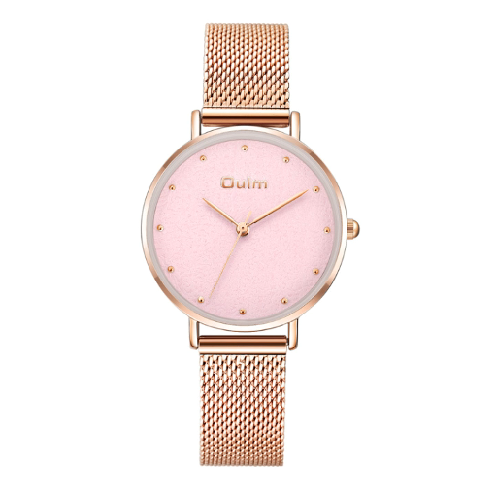 Hight quality 3ATM waterproof luxury women watch oem