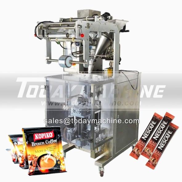 Completamente Automatico Originale Chicchi di Caffè di Imballaggio Macchina per Il Caffè di Trasformazione Della Fabbrica, Macchina Automatica di Imballaggio