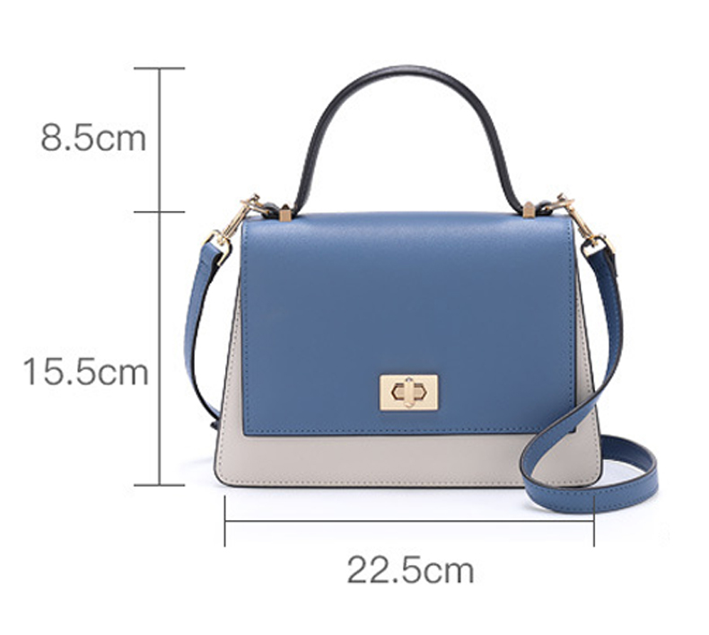 Custom Genuine Leather Women Evening Bag Wholesales Leather Girls Clutch Handbags