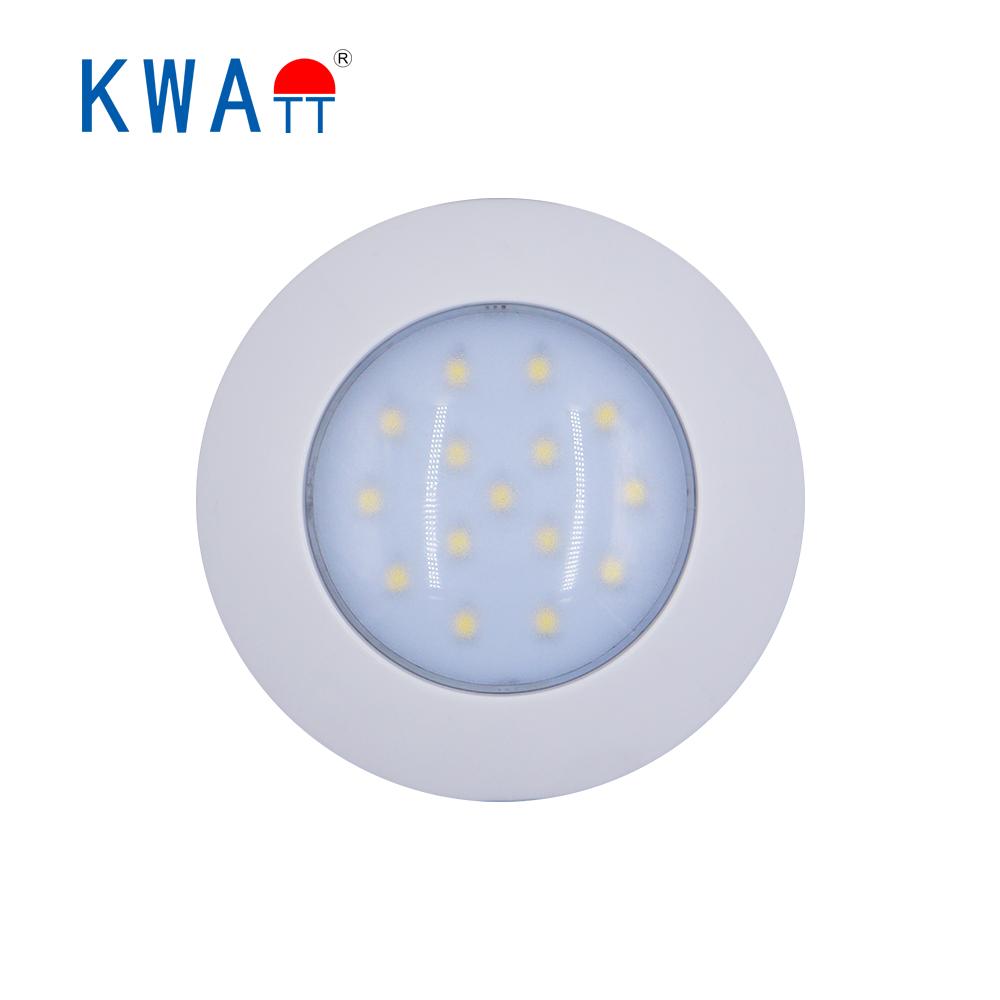 Plafonnier LED intérieur de haute qualité, 12V 24V, dôme pour véhicule, caravane, cabine, RV avec CE RoHS, livraison gratuite