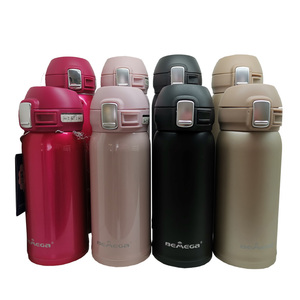 350ML 500ML 316 stainless steel hot water copper water bottle wholesale