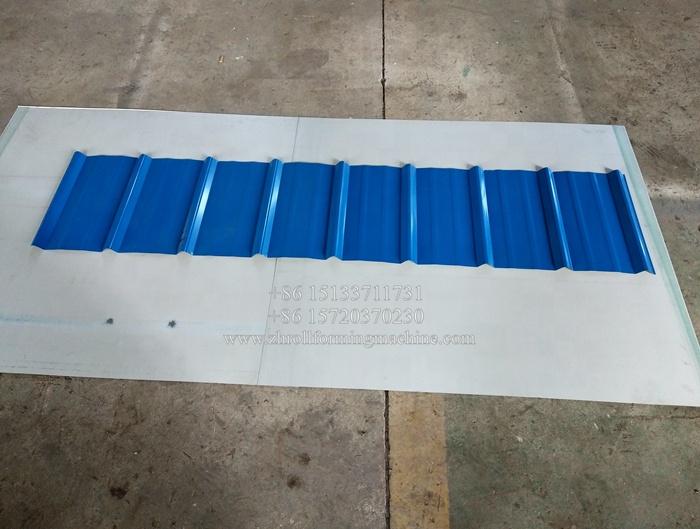 Galvanized Steel Aluminium PV4 IBR Roof Sheet Roll Forming Making Machine