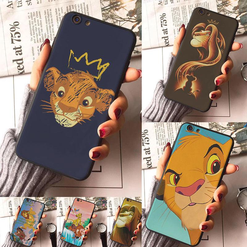 Phone <strong>Accessories</strong> The Lion King Phone Case for Apple iPhone Case 7 8 6 6S Plus 5 5S SE X XS MAX 11 Phone Case