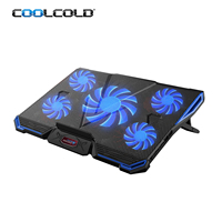 Laptop Cooling Pad 7 Level Adjustable Mount Stands Notebook Cooler Pad