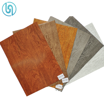 Wood Effect Transfer Wood Grain Top Quality Decoration PET Heat Transfer Printing Film
