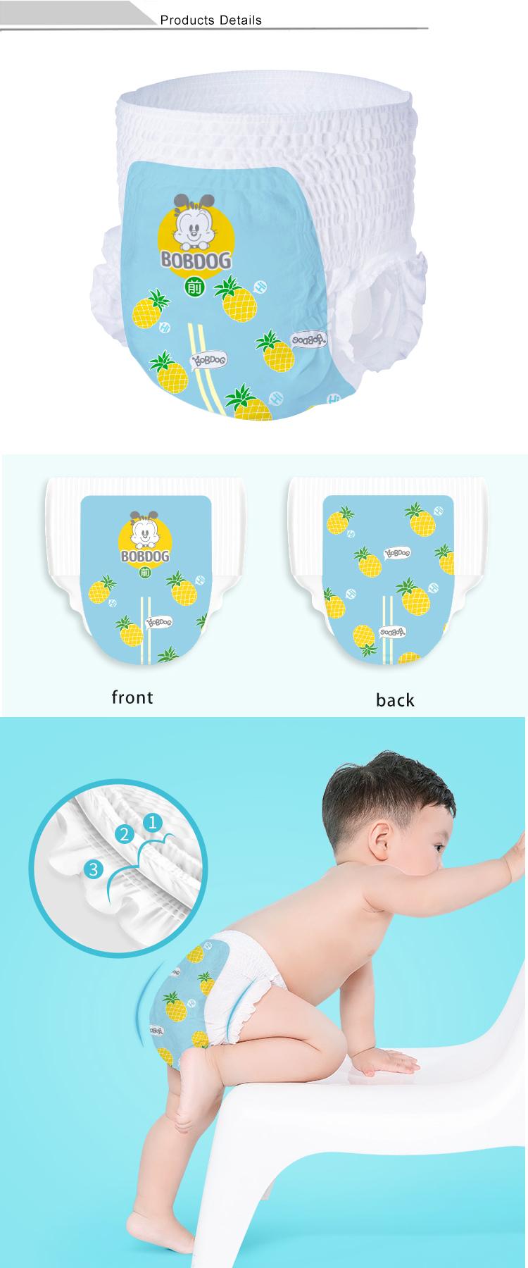 Sevimli hayvan işlemeli elastik bebek külot bebek bezi yeni doğan bebek yumuşak pamuklu külot bezi