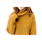 Knitwear 2020 High Quality Warm Pullover Lady's Knitwear Women's Cardigan Fancy Hand Made Sweater For Winter